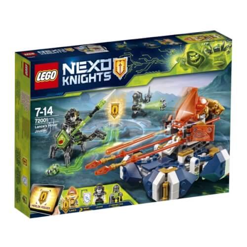 Lego Nexo Knights 72001 Lances Schwebender Cruiser 217 Teile 217