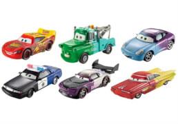 Mattel Cars Farbwechsel Fahrzeuge