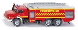 SIKU 2109 SUPER - Mercedes Zetros Feuerwehr, 1:50, ab 3 Jahre