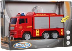 Speedzone Feuerwehr mit Löschfunktion, Friktion