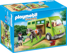PLAYMOBIL 6928 Pferdetransporter, ca. 12x25x34, ab 5 Jahren