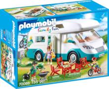 Playmobil 70088 Familien-Wohnmobil