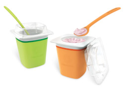 Disney Frozen Joghurt Maker, orange