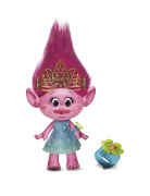 Hasbro B6568100 Trolls Kuschelzeit Poppy