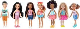 Mattel Barbie - Chelsea, sortiert