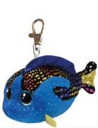 TY AQUA FISH - BOO KEY CLIP