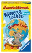 Ravensburger 23289 Mauseschlau & Bärenstark Wissen und Lachen Mitbringspiel
