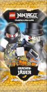 LEGO Ninjago 4 Trading Cards