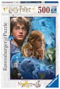 Ravensburger 14821 Puzzle Harry Potter in Hogwarts 500 Teile