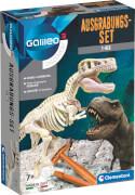 Clementoni Galileo Ausgrabungsset Glow in the dark - Dinosaurier T-Rex