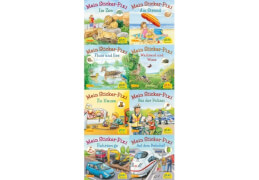 Pixi-Bücher Serie 234 Sticker-Bücher