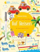 Mein Wisch-und-weg-Buch: Auf Reisen