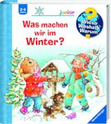 Ravensburger 32653 Wieso? Weshalb? Warum? Junior 58: Winter - H16