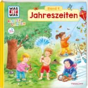 Tessloff WAS IST WAS Kindergarten, Band 1. Jahreszeiten