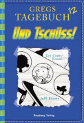Gregs Tagebuch 12, ab 10 - 12 Jahre, 224 Seiten