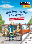 Duden Leseprofi  Mit Bildern lesen lernen: Ein Tag bei der Feuerwehr, Erstes Le