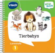 Vtech 80-480004 Lernstufe 1 - Tierbabys ab 2 Jahre
