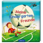 Ars Edition - Meine Kindergartenfreunde Fußball, ab 3 Jahren