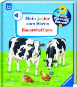 Ravensburger 32964 WWW junior zum Hören1: Bauernhoftiere