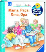 Ravensburger 32966 WWWjun39: Mama, Papa, Oma, Opa