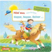 Hör mal (Soundbuch): Verse für Kleine: Hoppe, hoppe, Reiter ...