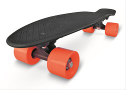 Streetsurfing Fizz Board black / red