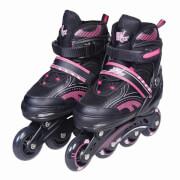 New Sports Inliner Pink, ABEC 7, Größe 31 - 34