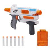 Hasbro E0016EU4 NERF - N-Strike Modulus Mediator Pump Action Blaster, ab 8 Jahren