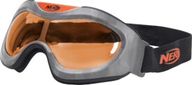 Jazwares NERF 11559 NERF Elite Battle Brille Orange