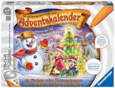 tiptoi® Adventskalender: Das Weihnachtsdorf 2017