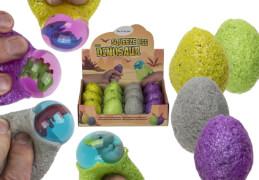 Squeeze-Ei mit Dinosaurier