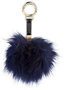 Depesche 4954 Trend LOVE Pompom dunkelblau
